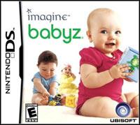 Okładka Imagine Babyz (NDS)