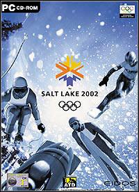 Game Box for Salt Lake 2002 (PC)