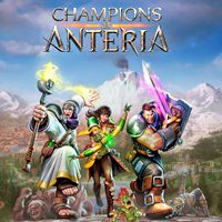 Okładka Champions of Anteria (PC)