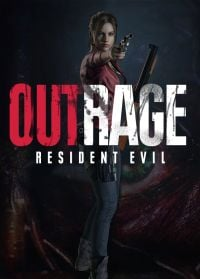 Resident Evil: Outrage (Switch cover