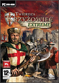 Okładka Stronghold: Crusader Extreme (PC)