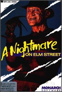 Okładka A Nightmare on Elm Street (PC)