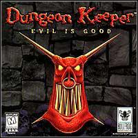 Okładka Dungeon Keeper (1997) (PC)
