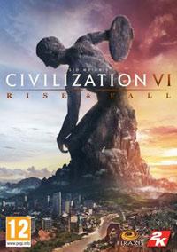 Okładka Sid Meier's Civilization VI: Rise and Fall (PC)