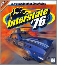 Okładka Interstate '76 (PC)