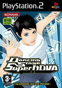 Okładka Dance Dance Revolution SuperNOVA (PS2)