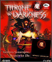 Game Box for Throne of Darkness (PC)