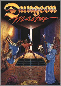 Game Box for Dungeon Master (PC)
