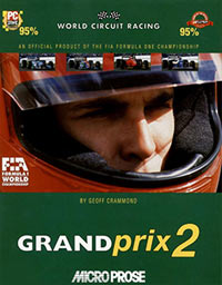 Okładka Grand Prix 2 (PC)