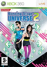 Game Box for Dance Dance Revolution Universe 2 (X360)