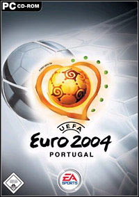Game Box for UEFA Euro 2004 (PC)