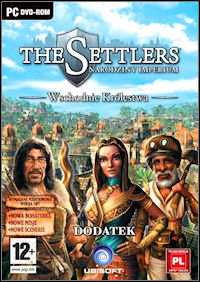 Okładka The Settlers: Rise of an Empire - The Eastern Realm (PC)