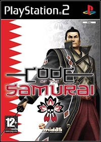 Okładka Code of the Samurai (PS2)