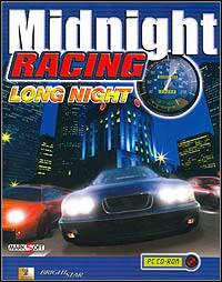Okładka Midnight Racing: Long Night (PC)