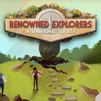 Okładka Renowned Explorers: International Society (PC)