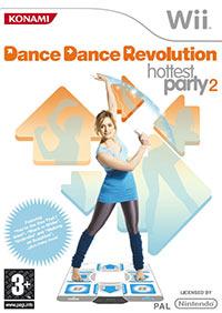 Okładka Dance Dance Revolution: Hottest Party 2 (Wii)