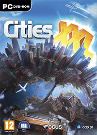 Game Box for Cities XXL (PC)