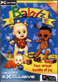Okładka Babyz, Your Virtual Bundle of Joy! (PC)