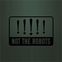 Okładka Not the Robots (PC)