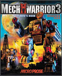 Okładka MechWarrior 3: Pirate's Moon (PC)