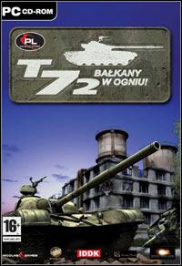 Okładka Iron Warriors: T-72 Tank Command (PC)