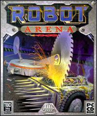 Okładka Robot Arena (PC)