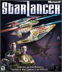 Okładka Starlancer (PC)
