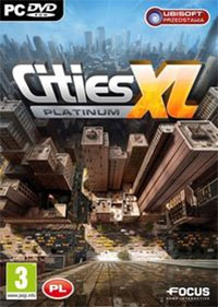 Okładka Cities XL (PC)