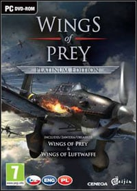 Okładka Wings of Prey: Wings of Luftwaffe (PC)