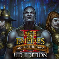 Age of Empires II HD: Rise of the Rajas cover