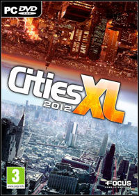 Okładka Cities XL 2012 (PC)