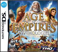Okładka Age of Empires: Mythologies (NDS)