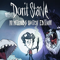 Don't Starve: Nintendo Switch Edition (Switch cover
