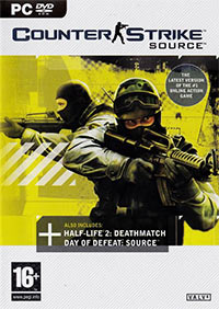 Game Box for Counter-Strike: Source (PC)