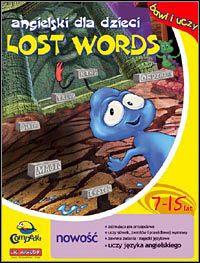 Okładka Lost Words: Angielski dla dzieci (PC)