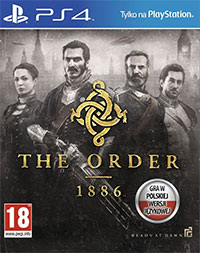 Okładka The Order: 1886 (PS4)