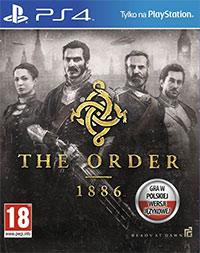 Okładka The Order: 1886 (PS4)