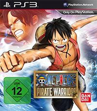 Okładka One Piece: Pirate Warriors (PS3)