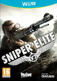 Game Sniper Elite V2 (X360) cover