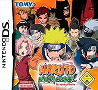 Okładka Naruto: Ninja Council 3 (NDS)