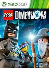 Game LEGO Dimensions (X360) cover