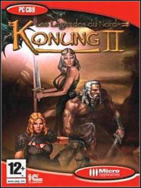 Okładka Konung 2: Blood of the Titans (PC)
