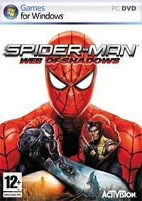 Game Spider-Man: Web of Shadows (X360) cover