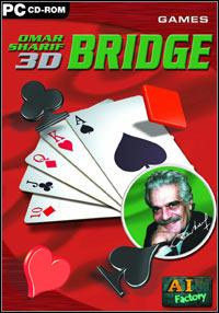 Okładka Omar Sharif 3D Bridge (PC)