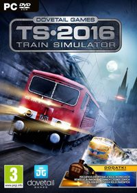 Okładka Train Simulator 2016 (PC)