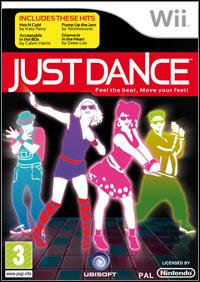 Okładka Just Dance (Wii)