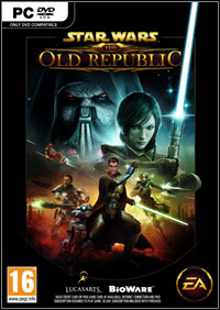Game Box for Star Wars: The Old Republic (PC)