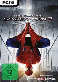Game The Amazing Spider-Man 2 (PC) cover