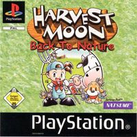 Okładka Harvest Moon: Back to Nature (PS1)