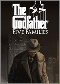 Okładka The Godfather: Five Families (WWW)